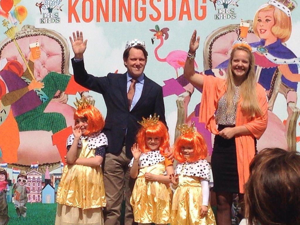 Liskids 2015 - Koningsdag