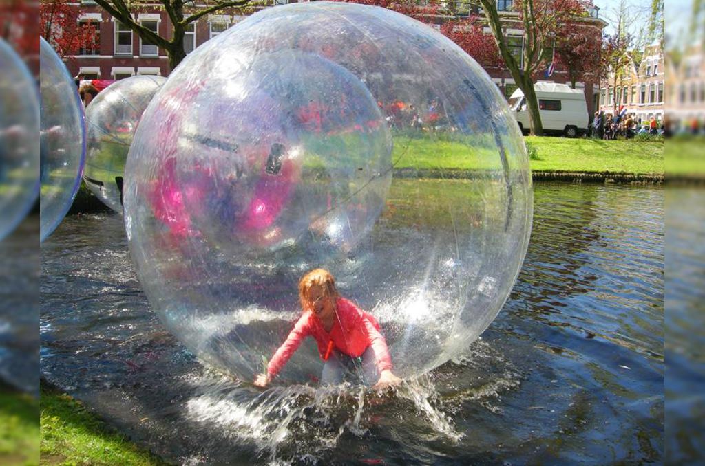 Liskids - koningsdag 2017 - waterballen