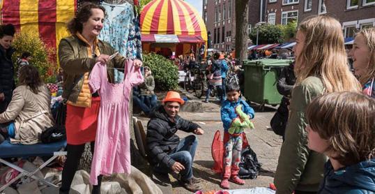 Liskids - Koningsdag 2018 - Liskwartier Rotterdam
