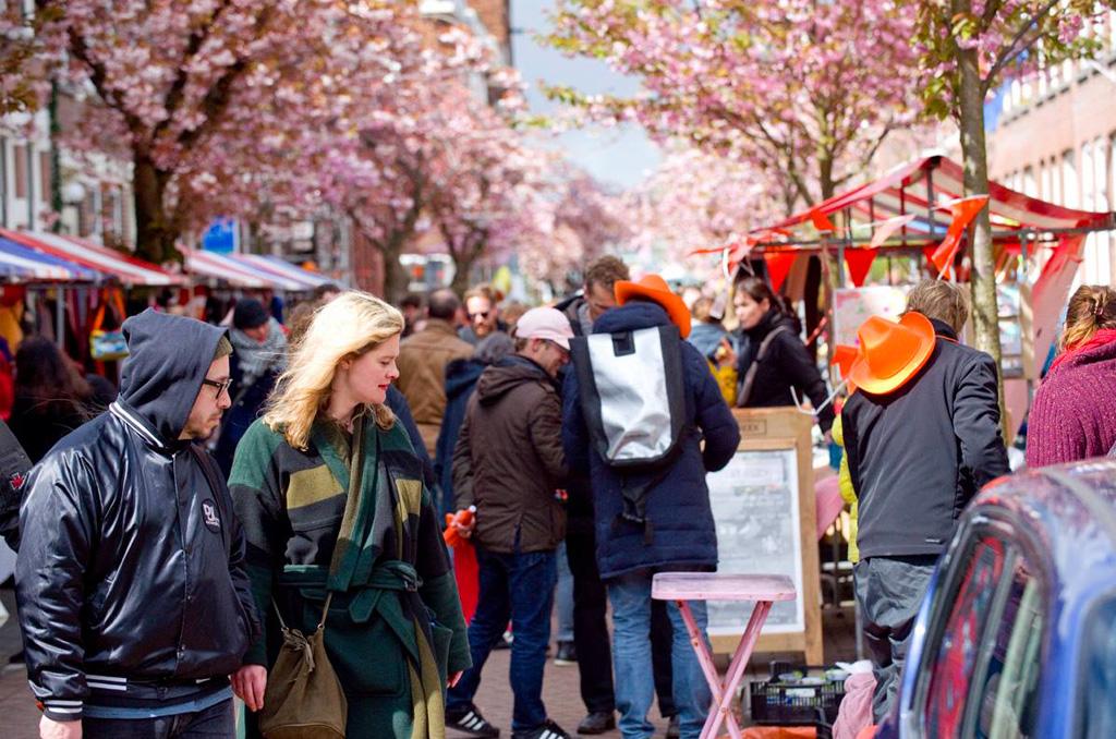 Liskids - koningsdag 2017 - vrijmarkt